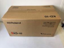 2018 New Roland V-Drums KD-10 Kick Drum Trigger Pad
