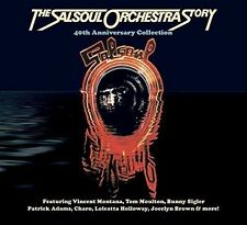 Salsoul Orchestra Story 40th  Anniversary Collecti - 3 DISC SET  (2015, CD NEUF)