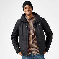 Timberland Mens MT. Crescent Fleece Lined Waterproof Jacket A1COT Black S M L XL