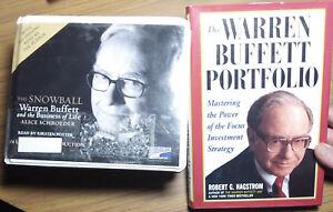 "30CD Portfolio Warren Buffett ""Snowball"" Bio Berkshire Hathaway Value Investing"