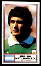 Rothmans - Football International Stars 1984 - Ubaldo Matildo Fillol (Argentina)