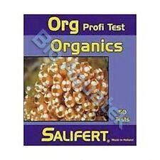 Organics ORG - Salifert Profi Aquarium Marine Reef Fish Tank Test Kit
