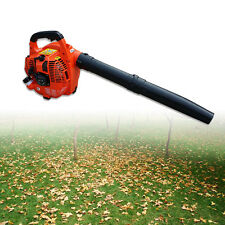 26cc 2 tiempos Soplador de mano limpieza hojas hierba motor gasolina 0.7KW DEU