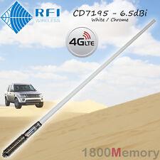 RFI CD7195 Multi-Band High Gain 6.5dBi Antenna White 89cm CDMA GSM 3G 4G LTE 4GX