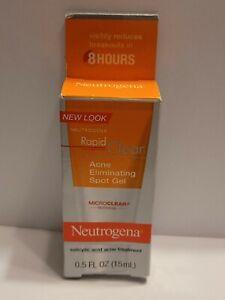 Neutrogena Rapid Clear Acne Eliminating Spot Gel- 0.50 oz