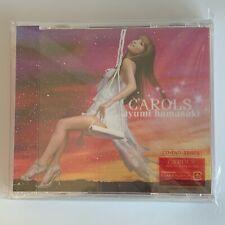 AYUMI HAMASAKI (浜崎あゆみ) CAROLS [AVCD-30650] Japan Import First Press CD+DVD