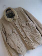 WRANGLER | Men's Authentic Western CORDUROY Cord Shrepa Blanket Lined Jacket XL
