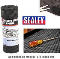 Sealey Non Slip Anti Slip Matt Liner Tool Box Lining 2845x450mm Size Roll AP/NSL