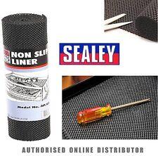Sealey Antideslizante Forro Mate antideslizante forro de caja de herramientas 2845x450mm Rollo de tamaño AP/Storm