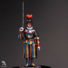Pontifical Swiss Guard Bodyguard #3 Painted Toy Soldier Pre-Order | Collectible