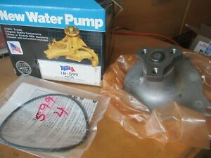 Eastern Indestries Dodge Plymouth Chrysler Water Pump w/ Gasket AW7126