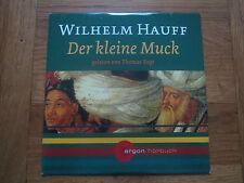 ♥♥♥ CD Hörbuch ♥ Der kleine Muck - Wilhelm Hauff