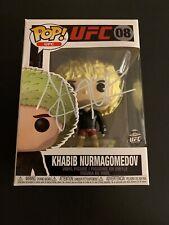 Funko Pop! Khabib Nurmagomedov Signed Autographed PSA/DNA UFC Champion MMA