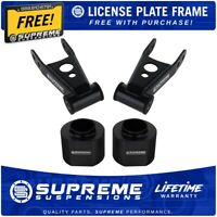 """3"""" Front 2"""" Rear Leveling Lift Kit For 84-01 JEEP Cherokee XJ Free License Frame"""