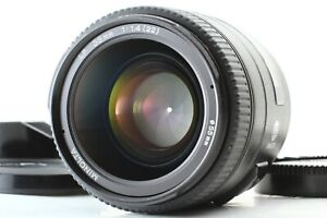 RARE RS Version [MINT w/ Hood] Minolta AF 35mm F1.4 G Lens Sony A From JAPAN 247