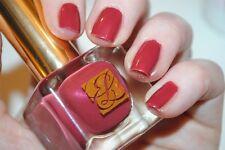 ESTEE LAUDER Nail Polish INSPIRING P2 Brown Pink Orange Gold Shimmer BNIB RARE!!
