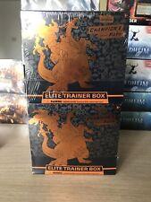 Pokémon Champion's Path(Futuri Campioni)elite Trainer Box ENG ( Inglese)