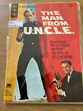 The Man From UNCLE Comic #9 1966 - Gold Key Comics 10146-611 - VF/NM (9.0)