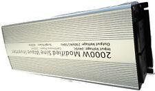 2000 Watt 24V MICROWAVE OVEN INVERTER for TRUCK HGV LORRY 24 VOLT 24V VEHICLES
