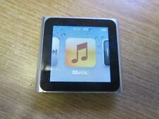 Apple iPod nano 6th Generation 8GB - Silver - Used - D38