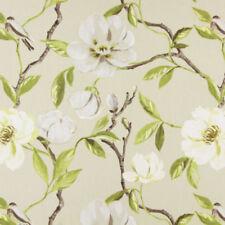 Rideaux et cantonnières blancs à motif Floral pour le séjour