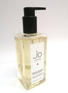 Jo Loves GREEN ORANGE & CORIANDER Bath &  Shower Gel 275ml  NEW