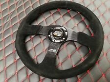 Honda Universal Mugen Style Steering Wheel 350mm To fits OMP MOMO Boss Kit