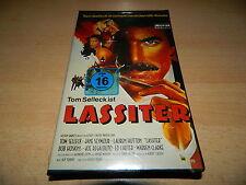 Lassiter-Tom Tshirt-Jane Seymour-Lauren Hutton-Bob Hoskins-Acron VHS