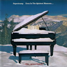 Supertramp: Even In The Quietest Moments... [1977] | CD NEU