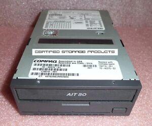 "Compaq HP AIT50 Data Tape Drive 3.5"" AIT-2 175010-001 SDX-500C/CQ 190716-001"