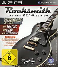 Rocksmith 2014 Edition für Playstation 3