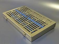 Dental Instruments Sterilization Locking Tray for 20 Instruments*CE 28-2496/20
