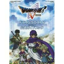 Dragon Warrior (Quest) V: Hand of the Heavenly Bride Official Guide Book /DS
