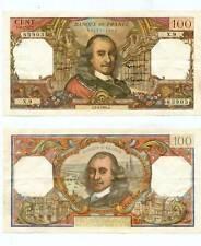 100 FRANCS CORNEILLE du 2-4-1964     X. 9