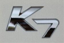 Kia Cadenza -K7- Trunk Rear Logo Emblem Badge OEM Genuine Parts, 1EA