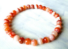 6mm Agate bead bracelet strength anti-stress