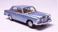 H0 BREKINA Starmada Mercedes Benz 280 SE 3.5 W 108 graublau metallic # 13103