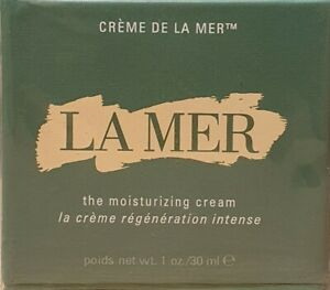 LA MER Creme De La Mer The Moisturizing Cream - 1oz / 30ml BNIB