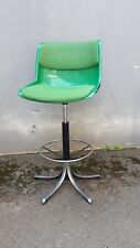 Sgabello sedia vintage tecno design Osvaldo Borsani
