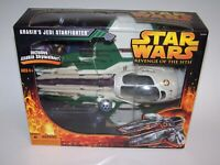 Star Wars ROTS Anakin's Jedi Starfighter Includes Anakin Skywalker 1st Issue NIB
