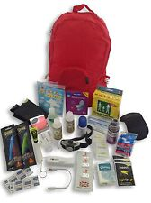54 Piece Festival Camping ULTIMATE Kit Pack - Music Festival Quality Kit