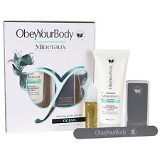 Obey Your Body Nail Care Kit Hand- und Nagelpflege Set Maniküre Ocean