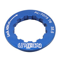 Flywheel Locking Cover Ring Bike Cassette Cover Ultra-Light Bicycle Parts Tool Q