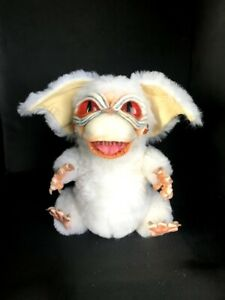 IN STOCK! White Monster Stuffed,Animals Handmade, eco-friendly, agility