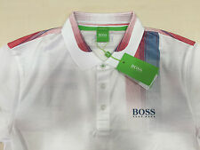 Men's Hugo Boss Green Label PADDY PRO5 POLO Shirt, Multi-Color,Size-XXXL/3XL.