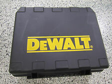 Genuine Dewalt Kit Box Empty Carry Case For DCN660 18v 2nd Fix Nailer Nailgun