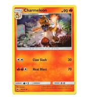 Pokemon Charmeleon 19/147 COMMON | 1 CARD + FREE PROTECTOR
