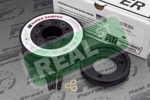 ATI Street Super Damper Crank Pulley B16 B16A B16A2 B17 B18A/B/C B20 918476