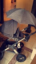 Stokke Trailz Travel System/All terrain stoller- CYBEX CARSEAT NOT INCLUDED