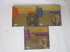 FAVOURITES FROM THE CLASSICS CD'S - JOHANN STRAUSS - TCHAIKOVSKY - BRAHMS.